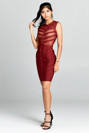Bandage Dress | 2 Colors Available