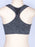 Women's Seamless Racing Back Sports Bra with Pads | 4 Colors