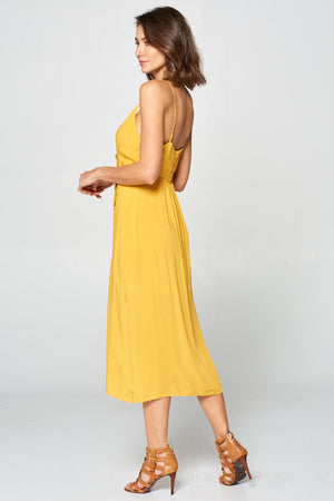 Rayon Challis Dress | 2 Colors