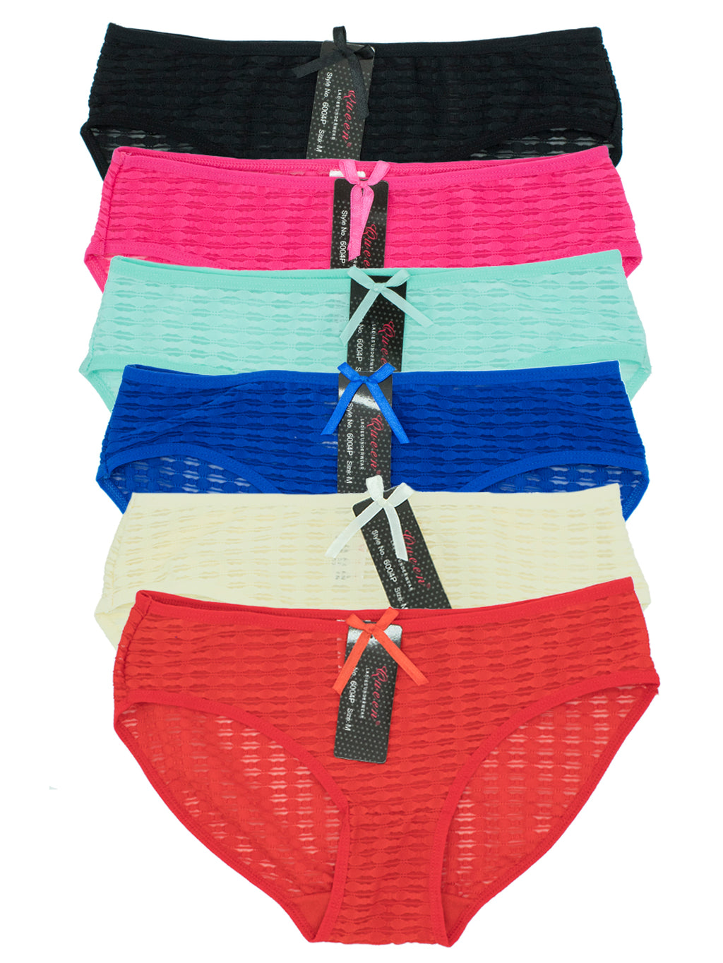 Sexy Illusion Bikini Panty (6pcs/PACK)