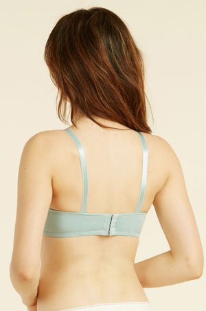 Cotton Feel Lightly Lined Demi Bra (3pcs/PACK)