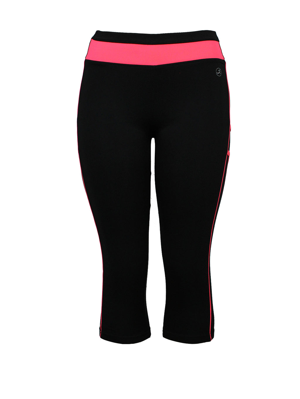 Fit-In Sports Crop Fitness/Running Pants | 2 colors