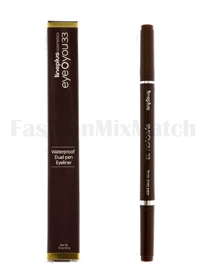 K-Beauty Waterproof Dual Pen Eyeliner