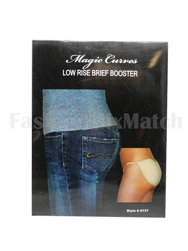 Magic Curves Low Rise Brief Booster