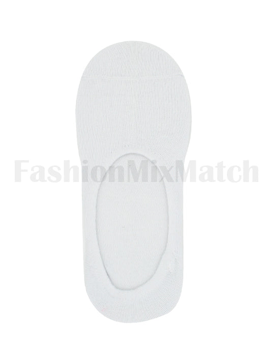 Neutral Color Soft Feel Invisible Socks