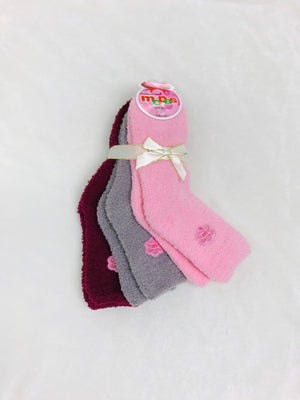 Cozy Solid Socks Bundle