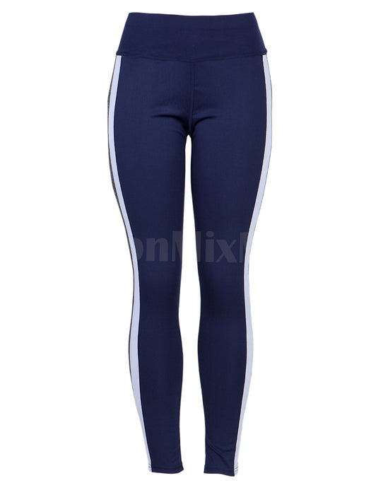 Active Pants With 2 Tone Side