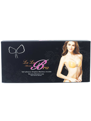 LaLa Silicone Invisible Bra
