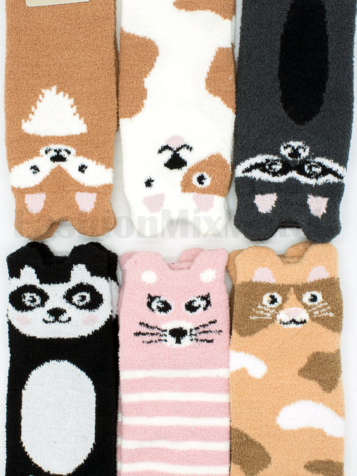 Animals Soft Socks / Choose Your Favorite