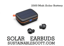 SOLAR Charging Outdoor Super Bass Bluetooth Headphones