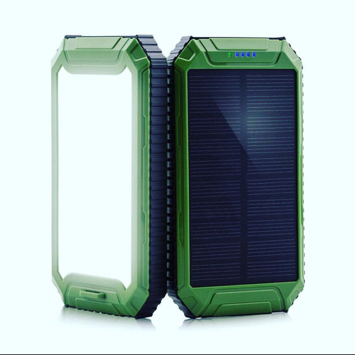 10,000 Mah Emergency Solar Charger