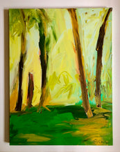 """Woods Two"" 40x30"