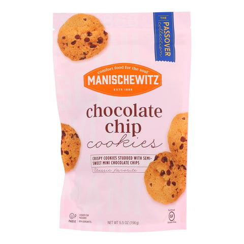 Manischewitz Cookies - Case Of 12 - 5.5 Oz