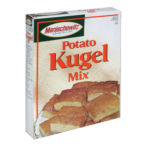 Manischewitz Potato Kugel Mix - Case Of 12 - 6 Oz.