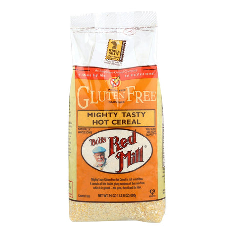 Bob's Red Mill Gluten Free Mighty Tasty Hot Cereal - 24 Oz - Case Of 4
