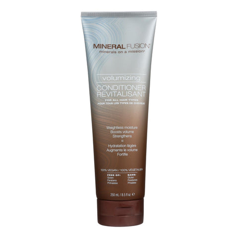 Mineral Fusion - Mineral Conditioner - Volumizing - 8.5 Fl Oz.