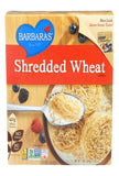 Barbara's Bakery Shredded Wheat - Case Of 12 - 13 Oz.