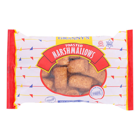Rokeach - Marshmallow Toastd Kosher For Passover - Case Of 12-10 Oz