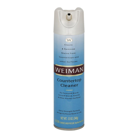 Weiman Countertop Cleaner - Case Of 6 - 12 Oz.