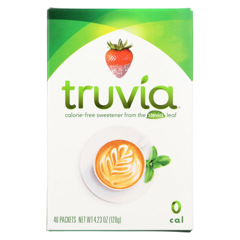 Truvia Natural Sweetener - Case Of 12 - 40 Count