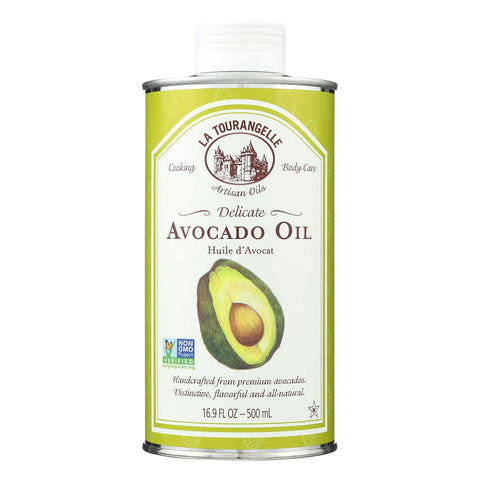 La Tourangelle Avocado Oil - Case Of 6 - 16.9 Fl Oz.