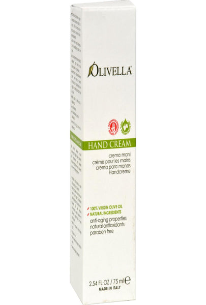 Olivella Hand Cream - 2.54 Oz