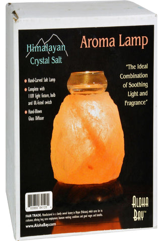 Himalayan Salt Crystal Lamp 5