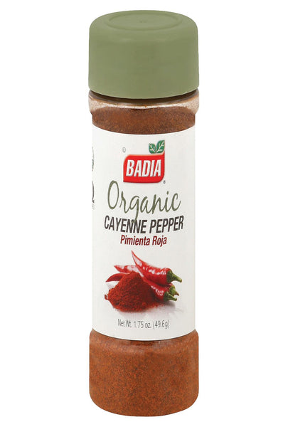 Badia Spices Ground Red Pepper - Case Of 12 - 1.75 Oz.