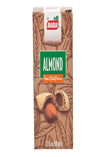 Badia Spices Almond Extract - Case Of 12 - 2 Fl Oz.
