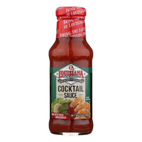 Louisiana Cocktail Sauce  - Case Of 12 - 12 Oz