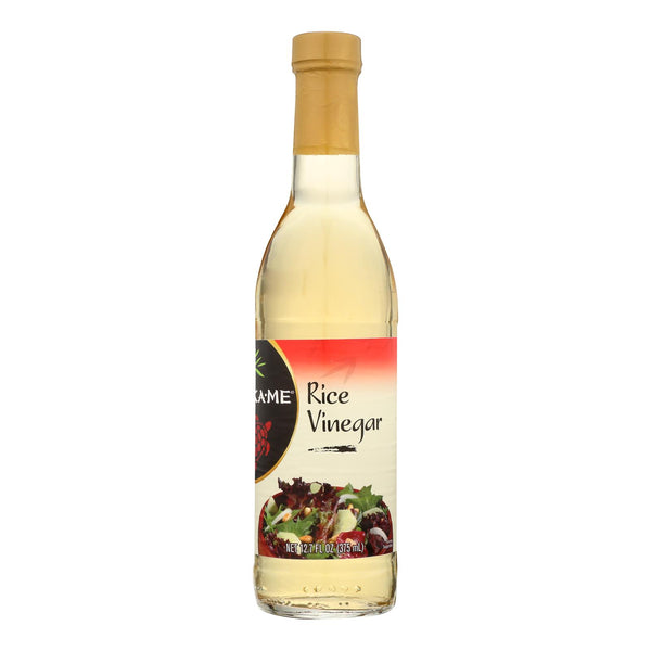 Ka'me Rice Vinegar - Case Of 12 - 12.7 Fl Oz.
