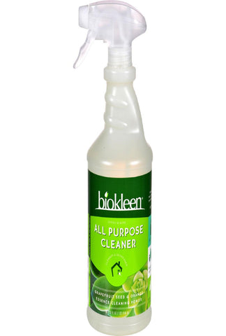 Biokleen All Purpose Spray And Wipe - Case Of 12 - 32 Oz