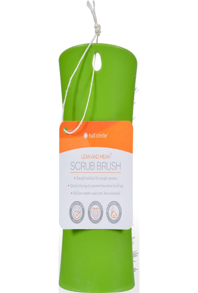 Full Circle Home Lean And Mean Scrub Brush - Case Of 6