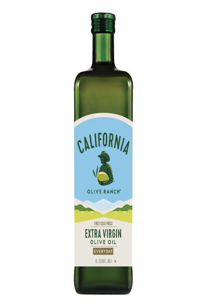 California Olive Ranch Extra Virgin Olive Oil - Case Of 6 - 33.8 Fl Oz.