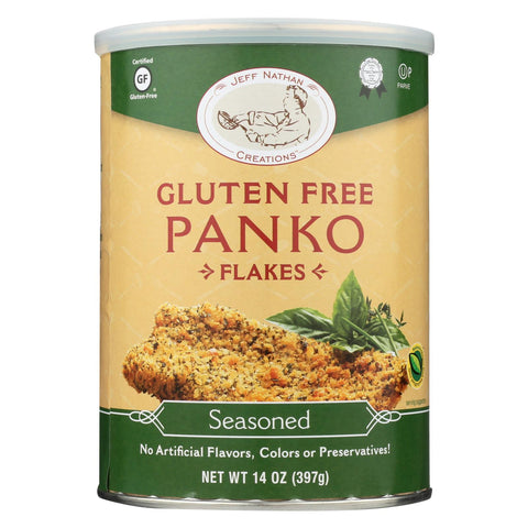 Jeff Nathan Creations Jeff Nathan Creations Gluten Free Panko - Panko - Case Of 12 - 14 Oz.