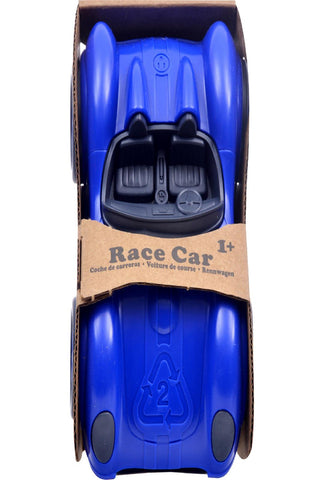 Green Toys Race Car - Blue
