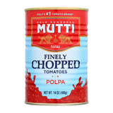 Mutti Finely Chopped Tomatoes Polpa - Case Of 12 - 14 Oz