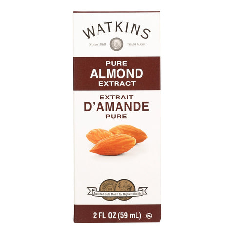 Watkins Pure Almond Extract  - 1 Each - 2 Fz