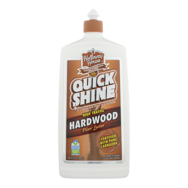 Holloway House Holloway House Quick Hardwood - Hardwood - Case Of 6 - 27 Fl Oz.