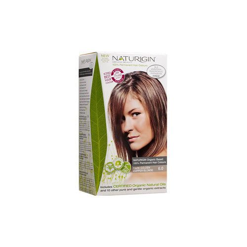 Naturigin Hair Colour - Permanent - Dark Golden Copper Blonde - 1 Count