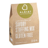 Aleia's Gluten Free Stuffing Mix Savory - Case Of 6 - 10 Oz
