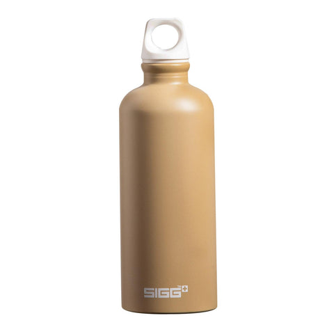 Sigg Water Bottle - Elements - Earth - .6 Liter