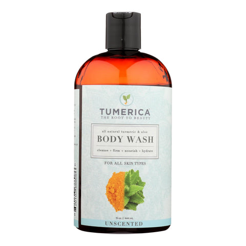 Tumerica Body Wash - Unscented - 15 Oz