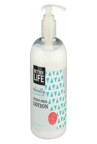 Better Life Hand And Body Lotion - Unscented - 12 Fl Oz.
