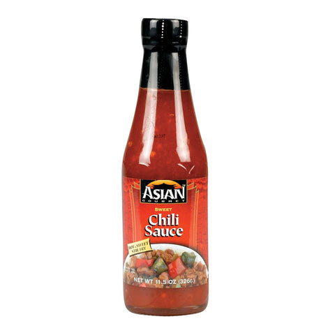 Asian Gourmet Sauce - Sweet Chili - Case Of 12 - 11.5 Oz