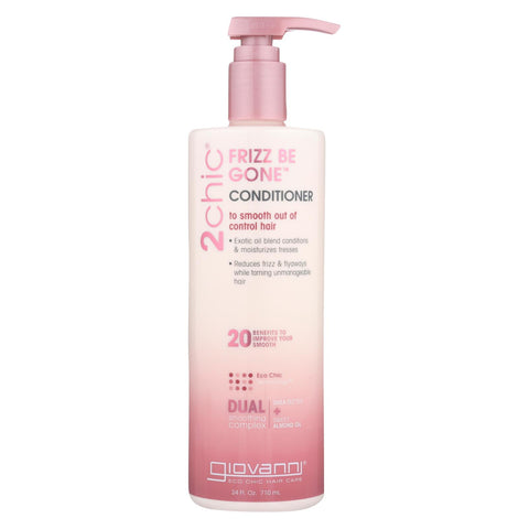 Giovanni Hair Care Products 2chic - Conditioner - Shea Butter - Almond - 24 Fl Oz