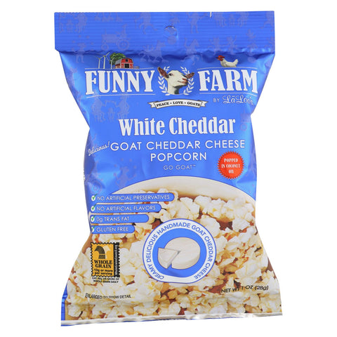 Funny Farm Popcorn - Popcorn - Case Of 24 - 1 Oz.