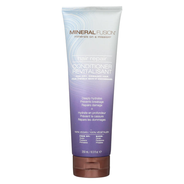 Mineral Fusion - Conditioner - Hair Repair - 8.5 Fl Oz.