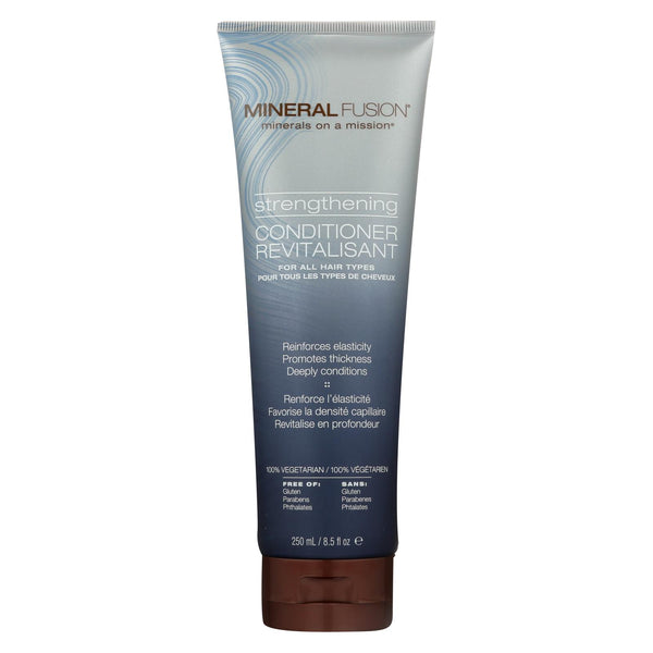 Mineral Fusion - Conditioner - Strengthening - 8.5 Fl Oz.