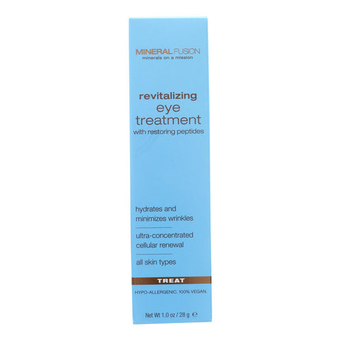 Mineral Fusion Revitalizing Eye Treatment  - 1 Each - 1 Oz